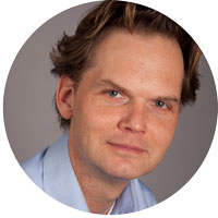 WordPress en MailChimp trainer Martijn Baltes