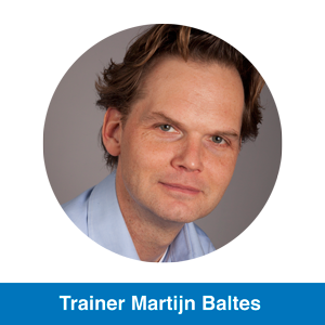 WordPress MailChimp Trainer Martijn Baltes