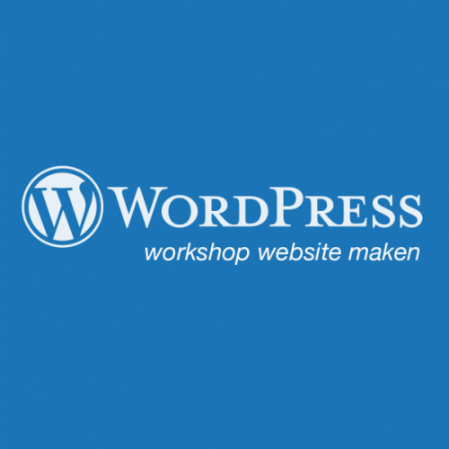 cursus wordpress website maken