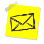 mail-yellow-white