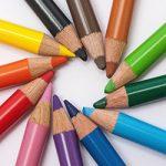 kleurpotloden-cirkel