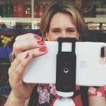 vloggen met smartphone