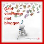 blog poppetje met geld