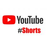 YouTube Shorts white